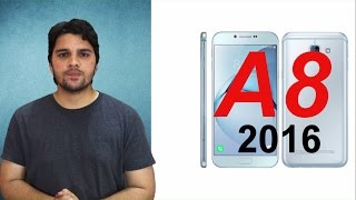 [ Hindi-हिन्दी ] Samsung Galaxy A8 (2016) is here | Specifications, Features & Expected Price.