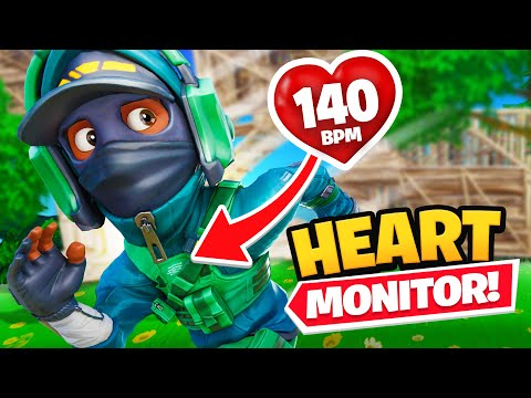 I Wore A Heart Rate Monitor in PRO GAMES...