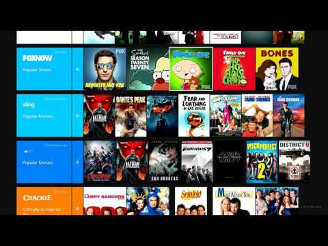 New Xbox One Experience Dashboard Walkthrough