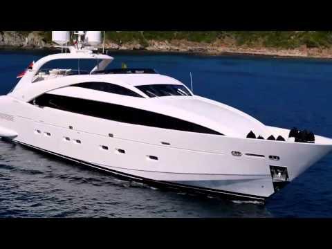 Whispering Angel Super Yacht Ibiza - Saint Tropez - Luxury Villas Ibiza
