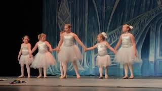 Adelyn's Nutcracker Ballet Performance