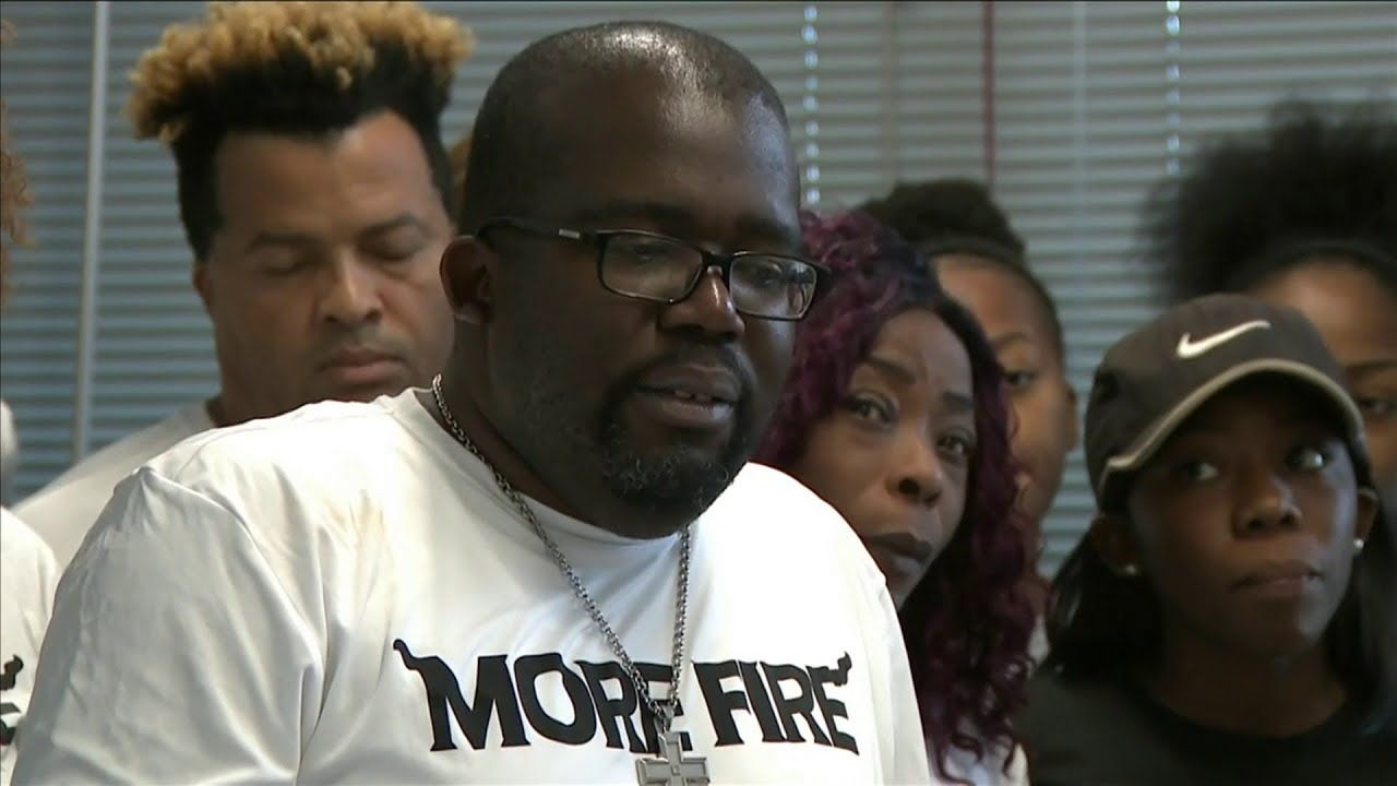 Family pleads for help in finding driver who fatally struck high school football coach