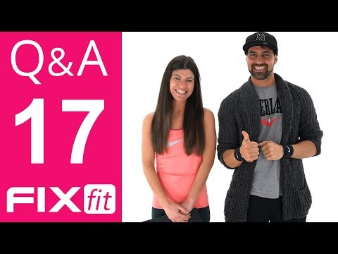 Q&A 17 -  Quanti Allenamenti Per Dimagrire? Calo Delle Performance, Camminata Veloce Per Dimagrire