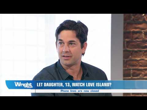 The Wright Stuff: Adam Garcia shares his opinion on Love Island