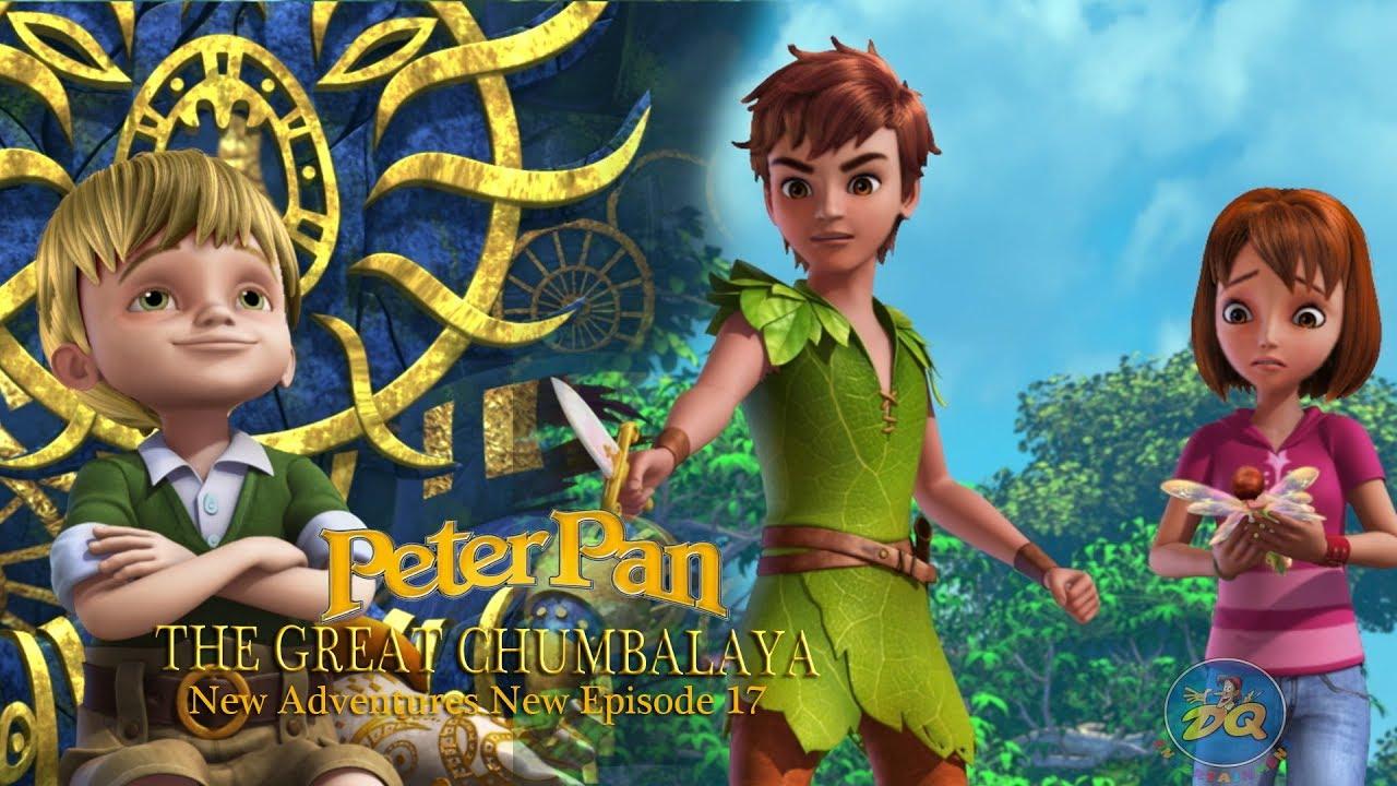 Download Peterpan Season 2 Episode 17 The Great Chumbalaya  | Cartoon |  Video | Online