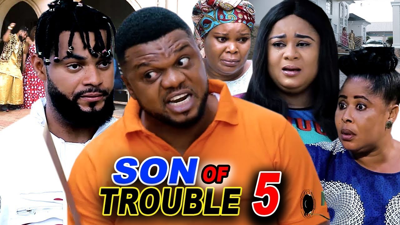 Download SON OF TROUBLE SEASON 5 - (New Movie) Ken Erics 2020 Latest Nigerian Nollywood Movie Full HD