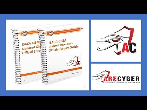 CISM Section 1   Information Security Governance Pt1
