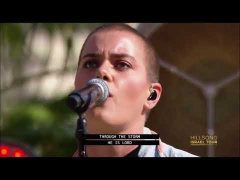 Cornerstone - Hillsong United Israel Tour / Live Show from the Temple Mount + With Lyrics