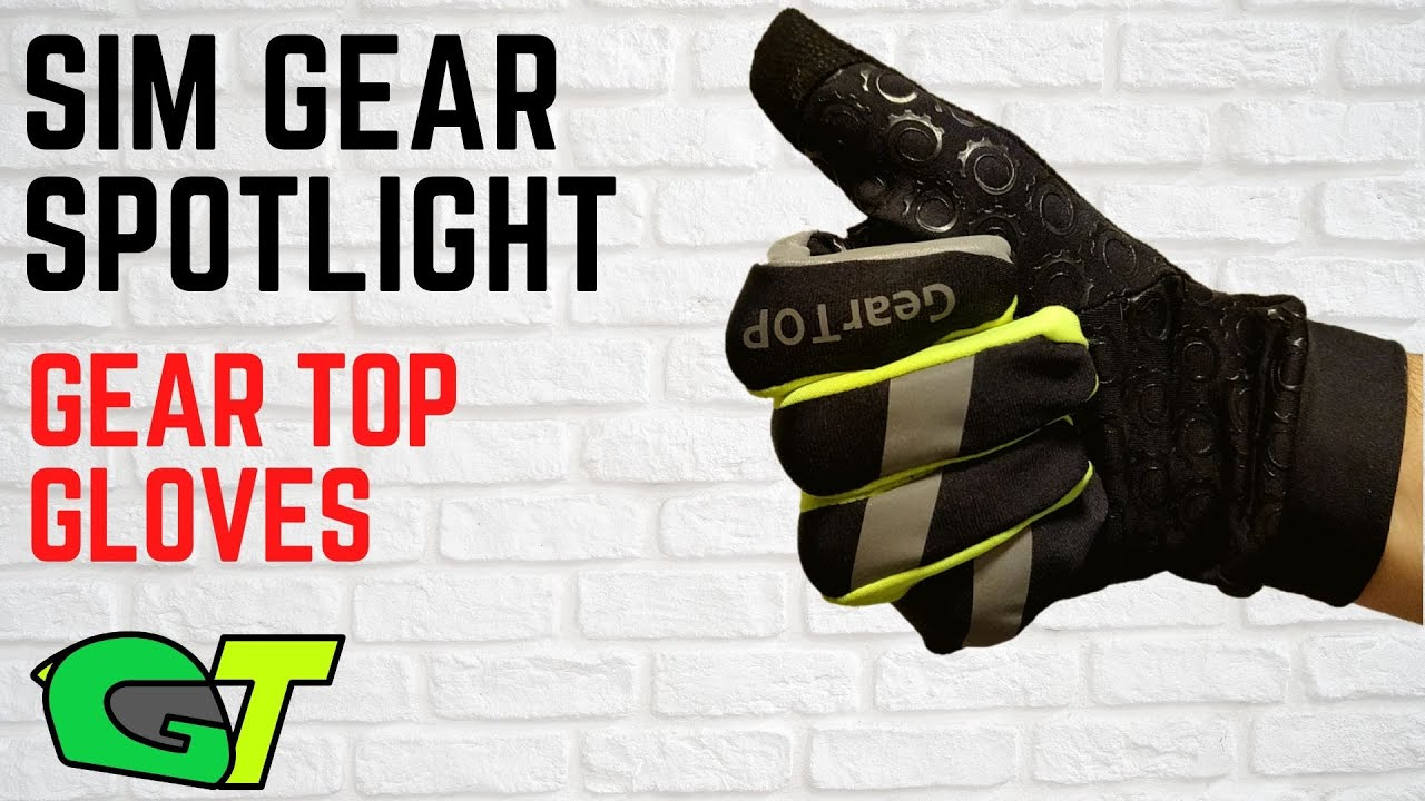 Sim Gear Spotlight: Gloves