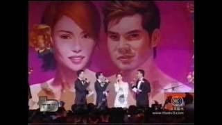 Repeat youtube video ตีสิบ  งานแต่ง เต๋า สมชาย + นัท มีเรีย 1