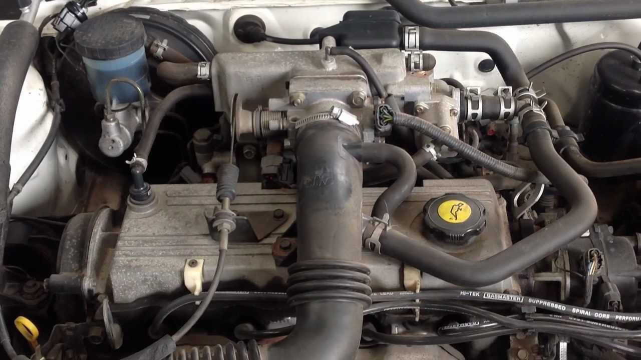 ford festiva wb 1 3l engine youtube ford festiva 1 3l wiring harness [ 1280 x 720 Pixel ]