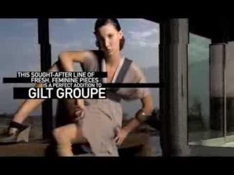Gilt Groupe: Erica Davies