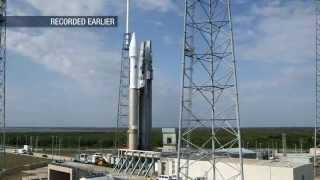 Part 1 - Atlas V SBIRS GEO-2 Launch Broadcast Coverage