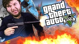 BOWLING FOR HUMANS! (GTA 5 PC Online Funny Moments)