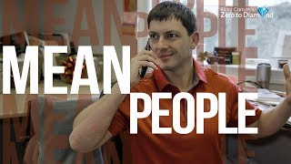 Handle Mean People on the Phone-Real Estate Coaching