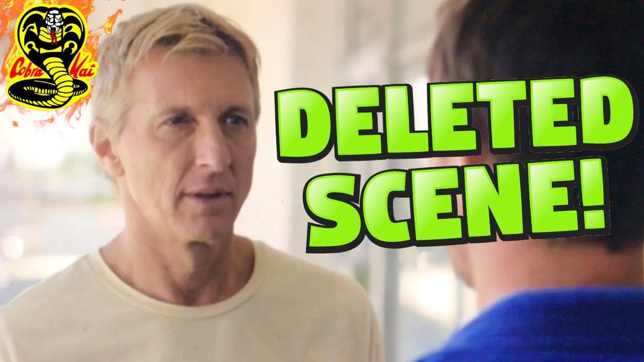 "Download Cobra Kai DELETED SCENE ""Karate's a Joke"""