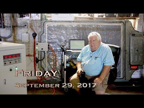 EVTV Friday Show -Tesla Model S Battery Pack Solar Energy Storage