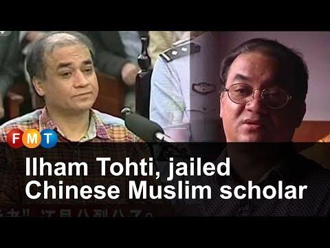 Ilham Tohti, jailed Chinese Muslim scholar