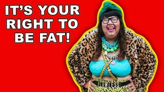Virgie Tovar Says Being Fat Is Your Human Right