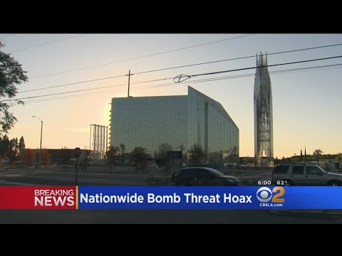 Garden Grove Church Among SoCal Sites Threatened In Email Hoax
