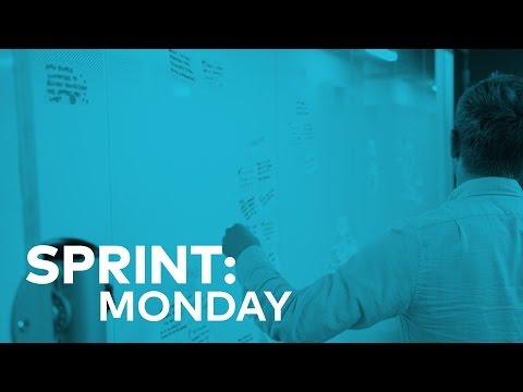 Sprint: Monday