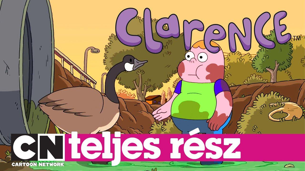 Clarence | Libaetető (teljes rész) | Cartoon Network