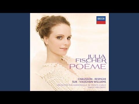 Respighi: Poema autunnale for violin & orchestra