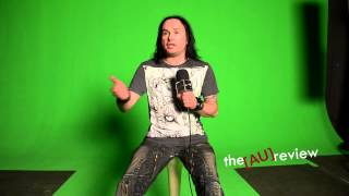 """Dani from Cradle of Filth talks """"The Manticore and Other Horrors"""""""