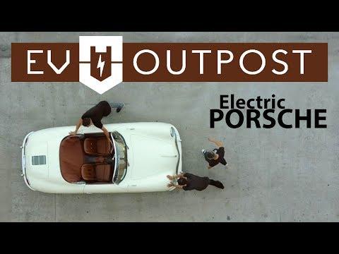 356 Porsche Speedster Electric Car Build  - EVoutpost