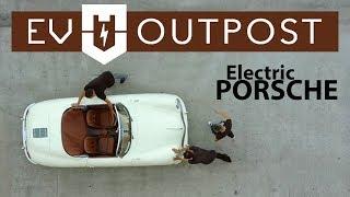 Download 356 Porsche Speedster Electric Car Build  - EVoutpost Mp3 and Videos
