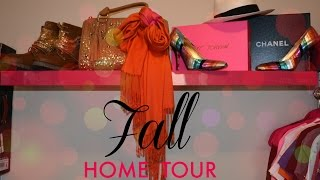 🍂The Glam Apartment Tour: Fall Home Decor Edition! 🍁 Thumbnail