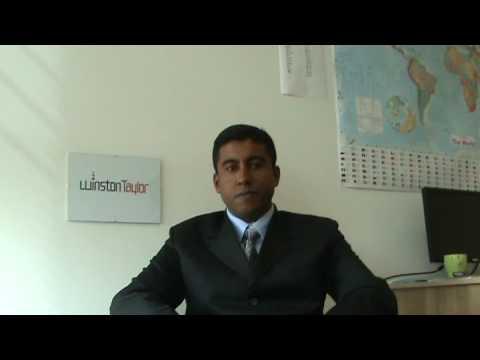 Karthik, .Net Developer, Winston-Taylor, London