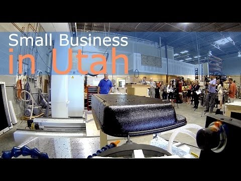 Utah Ranked as a top State for Small Business