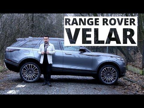 Land Rover Range Rover Velar 3.0 Si6 380 KM, 2018 test AutoCentrum.pl 370