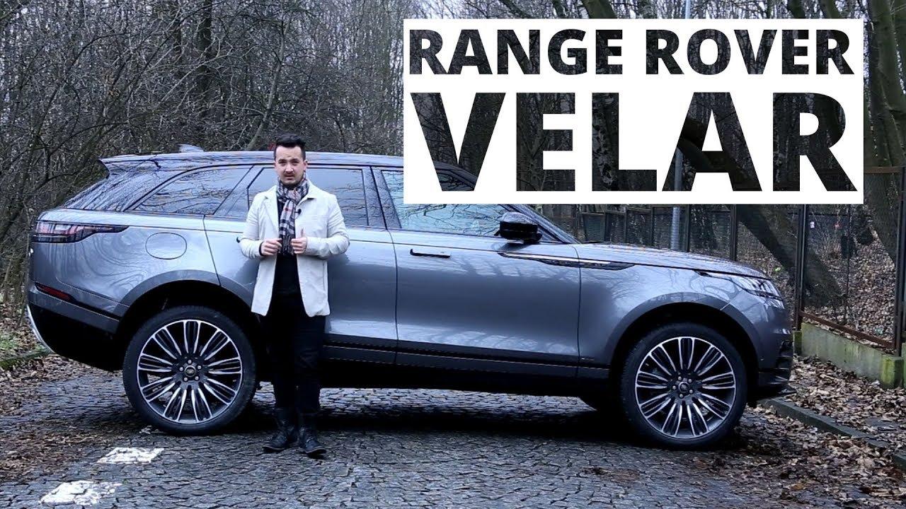 Land Rover Range Rover Velar 3.0 Si6 380 KM, 2018 – test AutoCentrum.pl #370