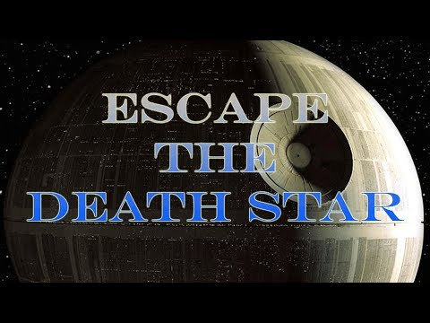 Escape The Death Star!  A Star Wars Armada Interactive Challenge!!!