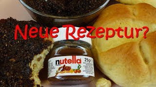 NUTELLA hat eine NEUE Rezeptur! Meine gesunde Nutella auch :)) | Gesunder Brotaufstrich Rezept DIY