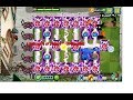 Plants vs Zombies 2  Electric Field vs Monster Gargantuar New The best
