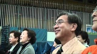麗澤中學35周年聚會 邱可芳老師講話