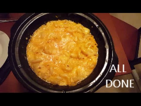 baked mac and cheese in crock pot