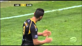 Lokeren - Club Brugge 1-3 (VTM - Stadion)