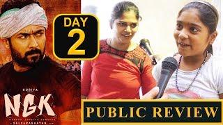 NGK ( DAY 2 ) Movie Public Review | NGK Movie Review | Suriya | Selvaraghavan | NGK 2Day