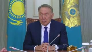 Назарбаев предложил главе ЕАБР выдавать больше кредитов в тенге