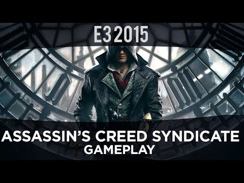 E3 2015 - Assassin's Creed: Syndicate - Gameplay - Everyeye.it