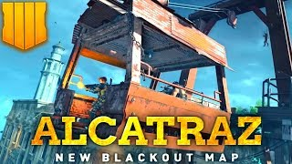 NEW BLACKOUT MAP! Alcatraz Island Officially Revealed, Blackout FREE TO PLAY for a month!