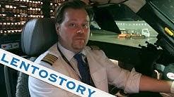 Lentostory: Ohjaamoesittely