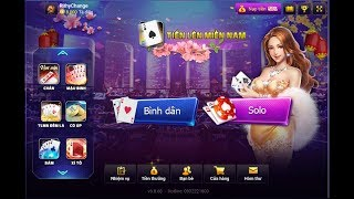 Tiến Lên Miền Nam Bigkool(Facebook Games)ep1