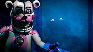 - СЕКРЕТНОЕ СООБЩЕНИЕ АНИМАТРОНИКА Five Nights at Freddy s 5 Sister Location Теории и Секреты