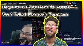Reynmen Jahrein'i Boks Maçına Davet Ediyor! (YOUTUBER BOKS SAVAŞLARI)