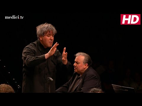 Sir Antonio Pappano with Yefim Bronfman - Brahms: Piano Concerto No. 2 in B-flat Major